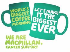 Here at Any Blind we have decided to host a Macmillan Coffee morning. One in…