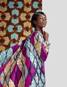 Vlisco # africanprint  www.vlisco.com