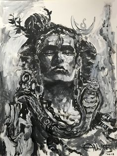 Prints and original paintings by visionary storyteller and mythology artist Abhishek Singh from India. Store has prints from Krishna and originals of Shiva. Aghori Shiva, Rudra Shiva, Mahakal Shiva, Lord Krishna, Shiv Tandav, Shiva Meditation, Shiva Angry, Shiva Tattoo Design, Shiva Shankar