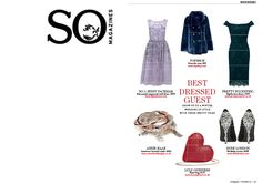 Our Luminous Bracelet Stack featured in SO Magazine in December 2017 Annie, Sterling Silver Jewelry, December, Charmed, Magazine, Bracelets, Earrings, Fashion, Ear Rings