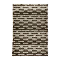 MULLERUP Teppich Langflor, dunkelbeige dunkelbeige 200x300 cm