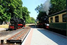 Rasender Roland Romantic, Train, Model, Europe, Pictures, Railroad Pictures, Places, Scale Model