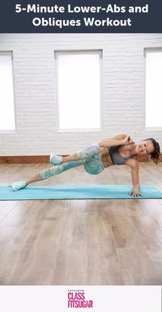 The Fastest Flat-Belly Workout - It's Only 5 Mi