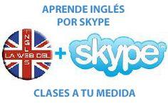 ingles por skype