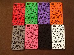 Phone Case for Apple iPhone 4 4S Bird Nest Mesh Just Like Hannah Marin on Pretty Little Liars also Gossip Girls Lot of 8