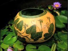 Ipu Kane Gallery - Fine Art Gourds