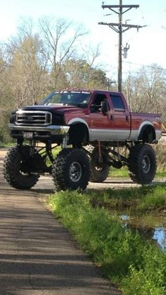 That's for sure on 46s my old friend had a truck just like that