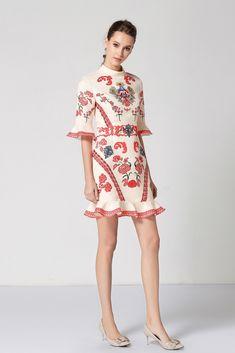VINTAGE PEPLUM Sukienka okazjonalna Peplum, High Neck Dress, Vintage, Dresses, Fashion, Turtleneck Dress, Vestidos, Moda, La Mode
