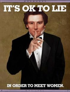 Image result for images of joseph smith lying