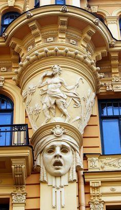 Art Nuovo Riga #5