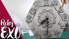 KPOP DIY: Reloj EXO |K-freak|