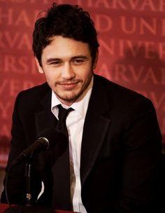 James Franco Such gentle, sweet eyes xx