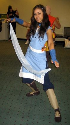 avatar the last airbender katara love the way they fixed the water