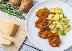 Bárányborda provence-i morzsában recept