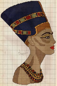 ENCANTOS EM PONTO CRUZ: Egípcio