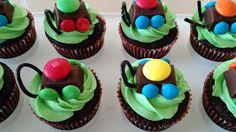 Juli Jacklin's Cupcakes: Fathers Day Cupcakes