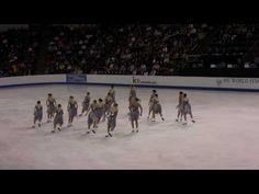 2010 World Synchronized Skating Competition