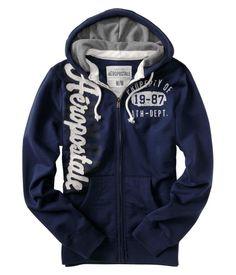 New With Tags Mens Aeropostale Hoody Sweatshirt XS Small Medium Large XL 2XL