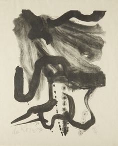 Willem De Kooning, 'Woman With Corset And Long Hair', 1971.