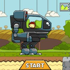 Scribblenauts Remix, the best version of Scribblenauts out there.