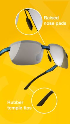 ea88fafbac Cut the turbulence in your life with Crosswind, our lightest pair of  sunglasses yet!