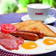 Start the week off with something Wimpy …ish Wimpy, Breakfast Menu, I Love Food, Warm, Menu Google, Business, Drink, Google Search, Beverage