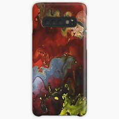 'delusion in red' Case/Skin for Samsung Galaxy by GeorgeJo Samsung Cases, Samsung Galaxy, Phone Cases, Framed Prints, Canvas Prints, Art Prints, Galaxy Design, Style Snaps, Red S