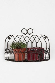 Wall Caddy Shelf  $19.00