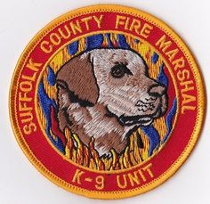 Suffolk-County-Fire-Marshal-K9-Unit-NY-Patch