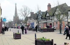 My hometown, Solihull, England. Homesick :(