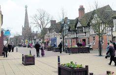 My hometown, Solihull, England. Homesick :(