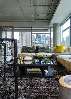 Concrete Jungle by PROjECT. Interiors   Aimee Wertepny