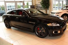 2014 Jaguar XJ XJR SWB (550 HP)(ADAPTIVE DYNAMICS)(ILLUMINATION P)