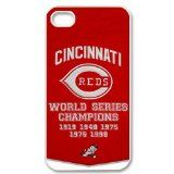 MLB Cincinnati Reds Dynasty Banner Custom Iphone 4/4s Case Cool MLB Iphone 4/4s Cases Cover - http://www.redsball.com/cincinnati-reds/mlb-cincinnati-reds-dynasty-banner-custom-iphone-44s-case-cool-mlb-iphone-44s-cases-cover/