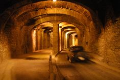 Tunnels, GUANAJUATO, MEXICO Used to be underground aquaduct but all cars drive there now which leaves the whole town pedestrian! Places Around The World, Around The Worlds, Mexican Hacienda, Living In Mexico, Tunnel Of Love, Color Of Life, Beautiful Places To Visit, Mexico Travel, Magic City
