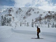 Asahidake, Hokkaido, Japan.   pns-0925
