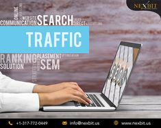 If you really want to get reliable SEO services in Indianapolis by experienced and professional, then NexBit is the best option for you that has a well-trained SEO team. Business Website, Online Business, Best Seo Services, Seo Agency, Online Advertising, Seo Company, Direct Sales, Good Things