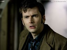 Doctor Who David Tennant Doctor 10th
