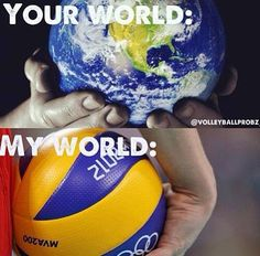 Volley is my life
