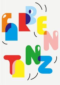 Farbentanz Poster — BARBAR — Studio for Graphic Design & Illustration