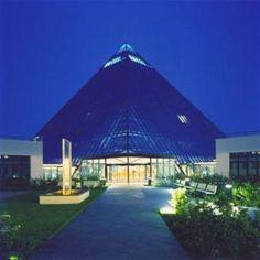 Hotel-Pyramide, Fürth, Duitsland