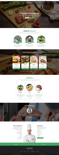 Warungpring - Restaurant HTML Template #site #coffee shop #blue • Download ➝ https://themeforest.net/item/warungpring-restaurant-html-template/16163029?ref=pxcr