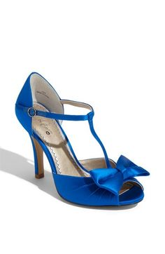 Something Blue Heels  -