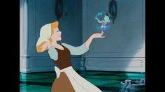 CENDRILLON - Pour la 1ère fois en Blu-ray dés le 26 septembre 2012. © Disney  #Cendrillon