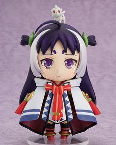 Nobunaga the Fool Nendoroid Action Figure Himiko 10 cm