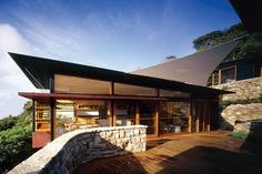 Karloo Pavilions on Bungan Beach by Casey Brown Architecture