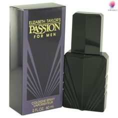 PASSION by Elizabeth Taylor 4 oz / 120 ml Cologne Spray. Launched by the design house of Elizabeth Taylor in Passion is classified as a refined, oriental, woody fragrance. Cologne Spray oz / 120 ml). Lolita Lempicka, Elizabeth Taylor Passion, Clove Oil, Cologne Spray, Men's Cologne, Best Oils, Parfum Spray, Bath And Body, Woody
