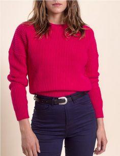 Sweater Polly - Fucsia