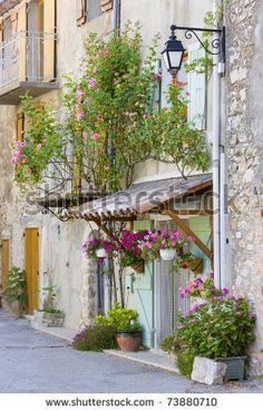 Rougon, Provence, France Foto Stock: 73880710 : Shutterstock