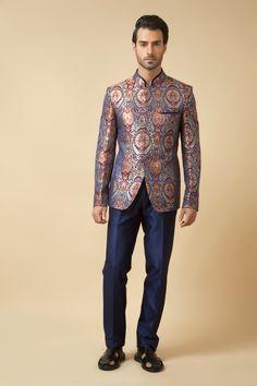 Pure brocade jodhpuri suit. Item number M15-121
